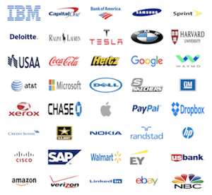 Companies on ITJobPro UK